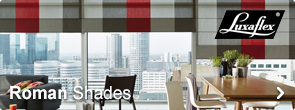 Luxaflex Roman Shades