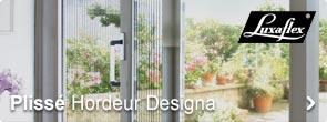Luxaflex Plisse Hordeur Designa