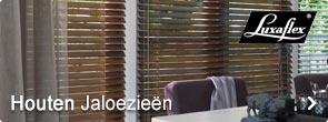 Luxaflex Houten Jaloezieen