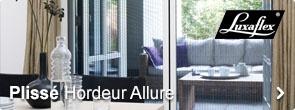 Luxaflex Plisse Hordeur Allure