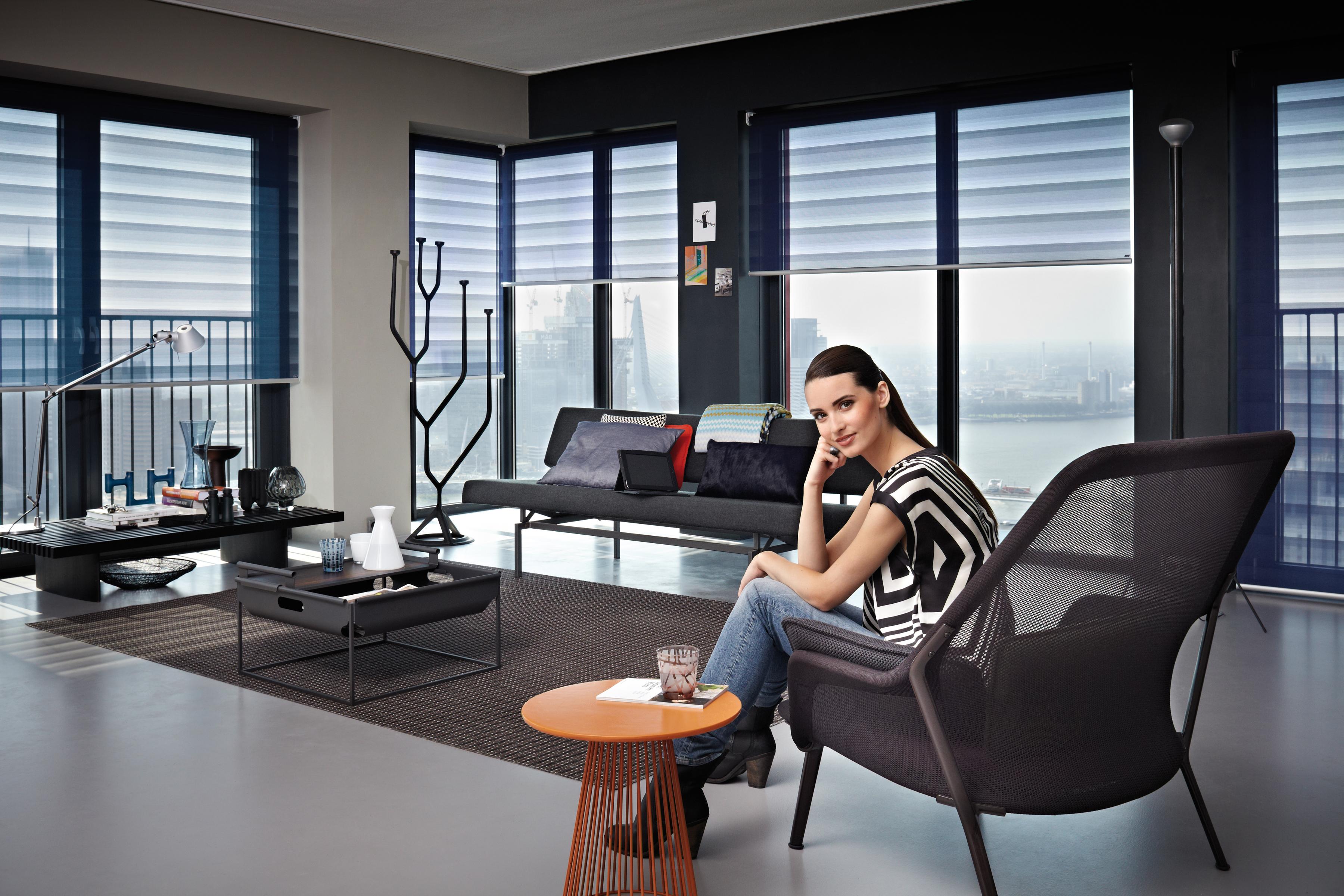 Rolgordijnen Slaapkamer 9 : Luxaflex rolgordijnen bestellen nu 30% korting