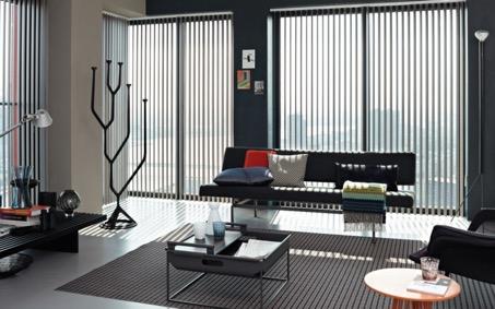 Jaloezie Voor Badkamer : Luxaflex verticale jaloezie aluminium